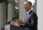 Barack obama présente son plan, décrié par les républicains