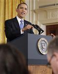 Obama s'en prend aux banques et comprend les indignés de wall st