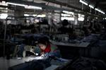 L'excédent commercial de la chine diminue en septembre
