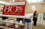 Rebond de 1,1% des ventes au détail en septembre aux usa