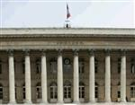 Les bourses européennes reculent à la mi-séance