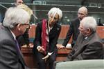 Europe : l'eurogroupe avance sur la grèce, en attendant le fesf