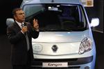 Renault voit son véhicule électrique être choisi par l'etat