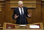 Papandréou démissionnera dès qu'un accord sera signé, dit un élu