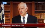 Athènes appliquera les mesures de bruxelles, dit papandréou