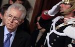 Mario monti chargé de former un nouveau gouvernement en italie