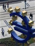 La croissance de la zone euro estimée à 0,2% au 3e trimestre