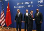 La chine est pessimiste pour l'économie mondiale