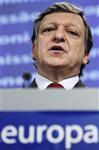 Europe : barroso prône une plus grande intégration pour juguler la crise