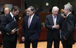 Europe : l'ue reste vague sur le fmi, les banques divisent