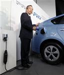 Toyota et bmw s'allient dans les technologies vertes
