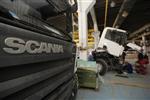 Scania va réduire sa production de 15%