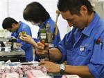 La production industrielle chute en novembre au japon