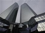Deutsche bank pourrait lever des fonds, les bancaires chutent