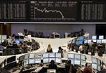 Europe : pertes accrues pour les bourses en europe, dégradations évoquées