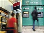 Europe : les valeurs bancaires européennes en baisse, la grèce inquiète