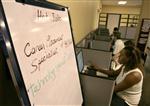 Ralentissement des créations d'emplois dans le privé aux usa