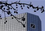 Perte imposable surprise pour deutsche bank