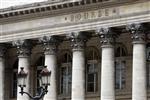 Les bourses européennes effacent leurs  gains en début de séance