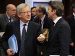Europe : l'eurogroupe endosse le 2e plan d'aide à la grèce, dit juncker