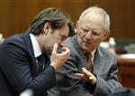 Schäuble et baroin entrevoient une sortie de crise en zone euro