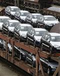Les commandes de voitures neuves ont limité la casse en février