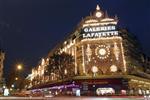 Croissance de 4% des ventes de galeries lafayette en 2011