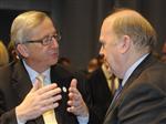 Irrité, juncker abrège l'eurogroupe et repousse des décisions