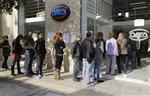 Nouveau record du taux de chômage à 21,8% en grèce en janvier
