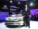 Nissan va fabriquer ses modèles infiniti en chine en 2014