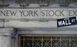 Wall street : sceptique, wall street surveillera les résultats et la fed