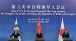 Pékin, tokyo et séoul prêts à discuter libre-échange