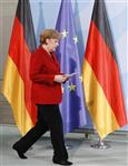 Europe : merkel, hollande, cameron et monti