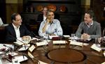 Progrès au g8 sur la dette et le prix du pétrole, dit cameron