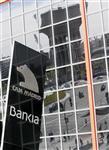 Le titre bankia plonge après sa demande d'aide
