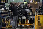 Quatre usines automobiles sur dix en surcapacité en europe