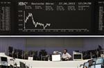 Légère hausse des bourses européennes à la mi-séance