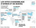Airbus installe sa première usine de production aux etats-unis