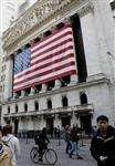 Wall street : wall street ouvre en baisse, inquiétudes sur la croissance
