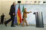 Merkel veut des progrès dans la coordination dans la zone euro