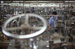 Ralentissement inattendu de la production industrielle au japon