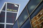 Aide d'urgence pour bankia après une lourde perte
