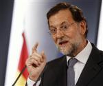 Rajoy estime que madrid respecte déjà les conditions d'une aide