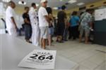 Nouveau taux de chômage record en grèce en juin