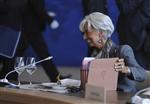 Le fmi prêt à participer au programme de dettes de la bce