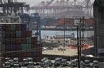 Déficit commercial légèrement accru en juillet aux etats-unis