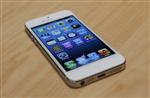 Apple dévoile l'iphone 5, plus mince et prêt pour la 4g