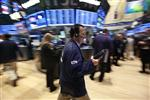 Wall street : rechute à wall street possible après l'euphorie