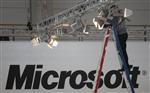 Microsoft augmente son dividende trimestriel de 15%