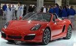 Porsche va réduire sa production et ses investissements en 2013
